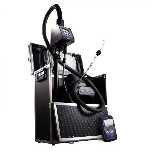 Medidor SM500 particulas y multifunción